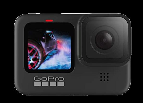 GoPro HERO9 Waterproof Action Camera
