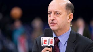 NBA Fans Dunk On Jeff Van Gundy's Game 5 Commentary En Masse With Glorious Memes