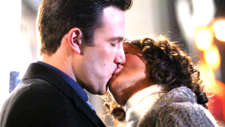 Jennifer Lopez And Ben Affleck Kissed, Were Immediately Turned Into A+ Memes