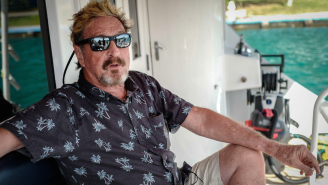John McAfee's Wife Made Startling Claims Just 3 Days Before His Death