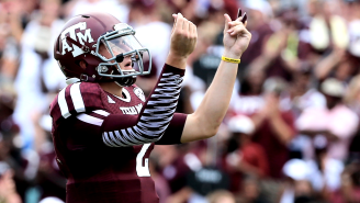Johnny Manziel Now Admits He Got Paid At Least Five Figures To Sign Autographs While In College