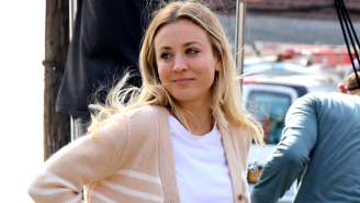 Kaley Cuoco Says She Had No Idea How To Do A Bedroom Scene After 'The Big Bang Theory'