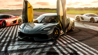 Hypercar Manufacturer Koenigsegg Is Now Making Cars That Run On Volcano Fuel
