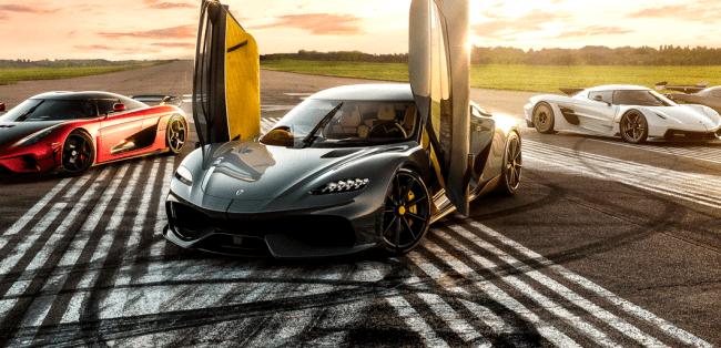 Koenigsegg Has Plans To Make Hypercars That Run On Volcano Fuel