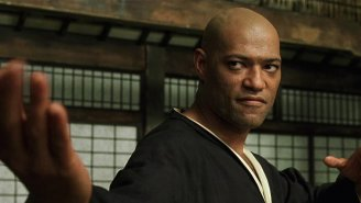 Laurence Fishburne Is SO Chill About Not Being In 'Matrix 4' That I Simply Don't Believe Him