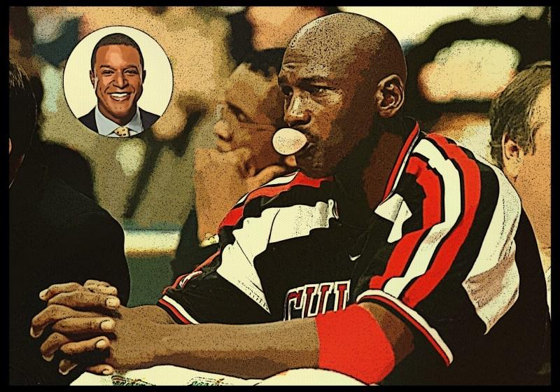 Craig Melvin Recalls Michael Jordan's Chief Concern Over Release Of 'The Last Dance'