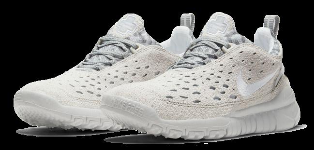 Nike Free Run Trail Summit White
