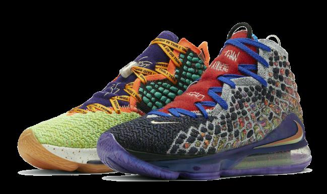 Nike Lebron XXVII WTW What The