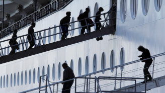 Passengers On 'Fully Vaccinated' Royal Caribbean Cruise Ship Test Positive For COVID-19