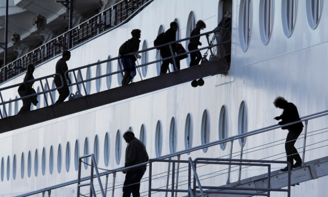 Passengers On 100 Vaccinated Cruise Ship Test Positive For COVID-19