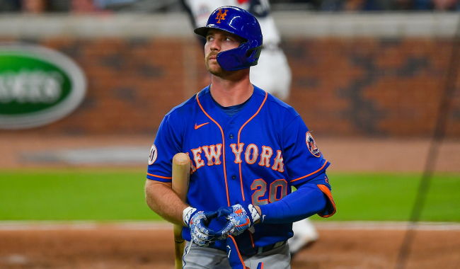 Pete Alonso Shares Conspiracy Theory About The Baseballs Being Used And Free Agency