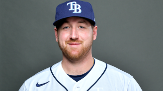 Rays Prospect Tyler Zombro Reveals Brain Surgery Scar, Expresses Gratitude, After Being Hit In Head By Line Drive