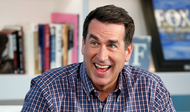 Rob Riggle Says Estranged Wife Used Hidden Camera To Spy On Him