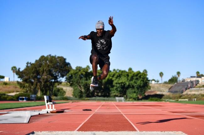 Will Claye Triple Jump
