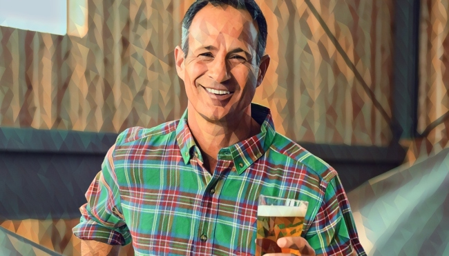 Dogfish Head Brewery history founder interview