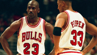Scottie Pippen Is Clapping Back At Michael Jordan With An Upcoming Book After Taking 'The Last Dance' Personally