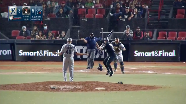 Mexican baseball league