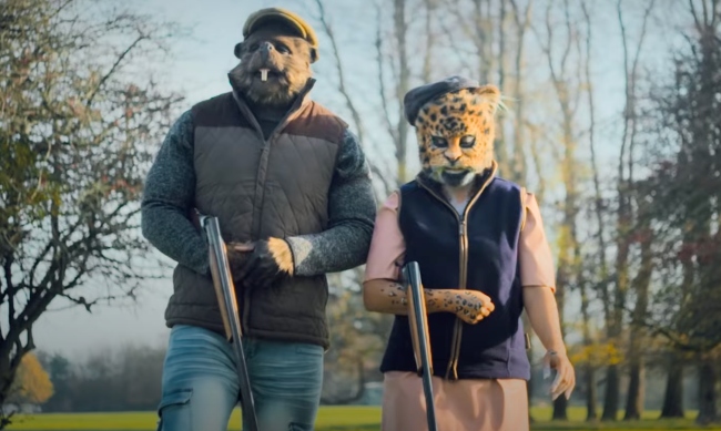 Netflix Sexy Beasts dating show trailer