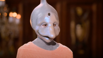 Netflix Is Releasing A Terrifying Dating Show Called 'Sexy Beasts' And The Trailer Is Basically A 90-Second Acid Trip