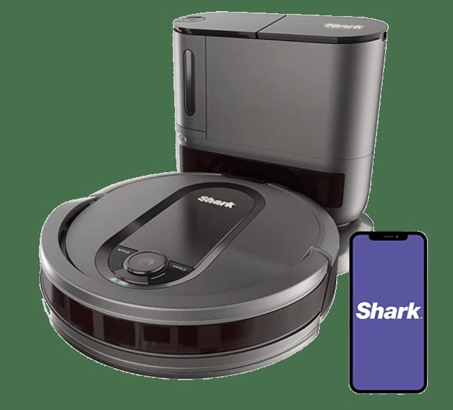 Shark EZ Robot Vacuum with Self-Empty Base