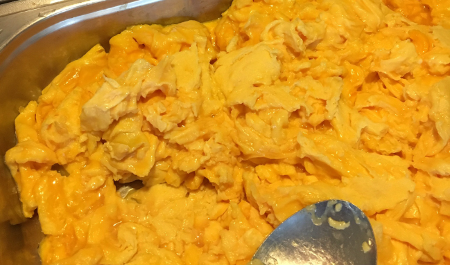 TiKToker Reveals How She Makes Breakfast Hotel Eggs And People Are Horrified