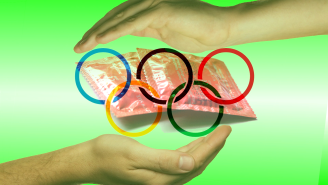 Tokyo Olympics Giving Competitors 150,000 Condoms, But They're Not For Use In The Athletes' Village