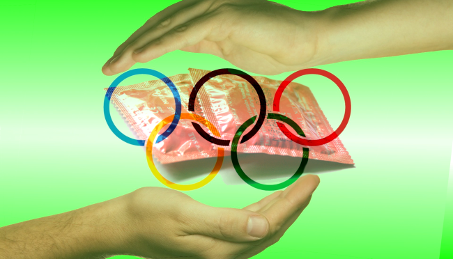 Tokyo Olympics Giving Away 150000 Condoms Not For Athletes Village