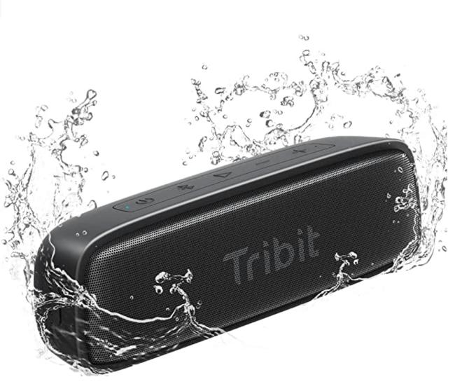 Tribit IPX7 Waterproof Bluetooth Speaker