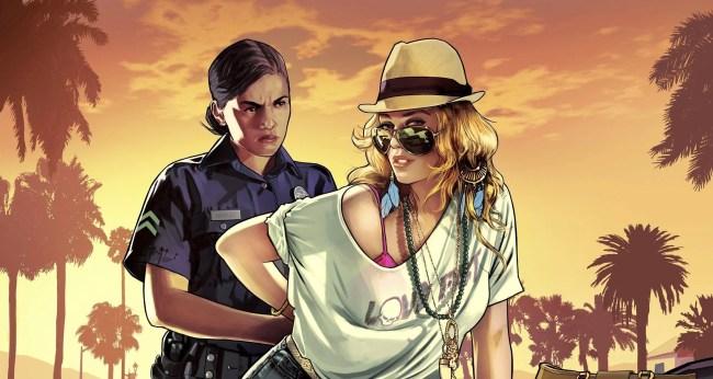 Woman On TikTok Millionnata Does Grand Theft Auto Walk In Real Life