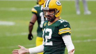 Aaron Rodgers Shares Why He's Been So Quiet This Offseason Amid Drama With Packers