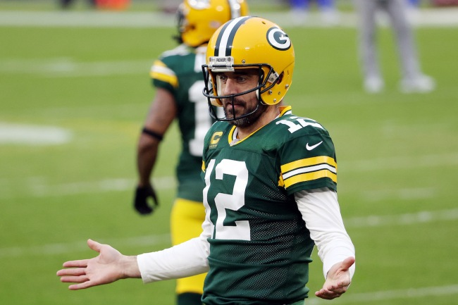 New report claims the Green Bay Packers plan to call Aaron Rodgers' bluff on trade request, which seems risky