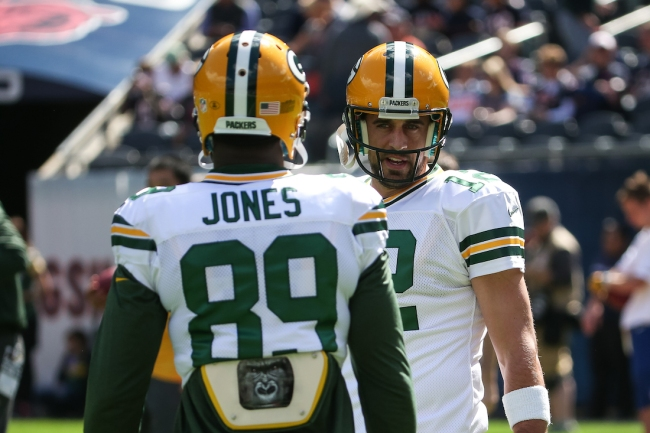 Aaron Rodgers' former Packers teammate James Jones says he expects unhappy QB to rejoin team for training camp