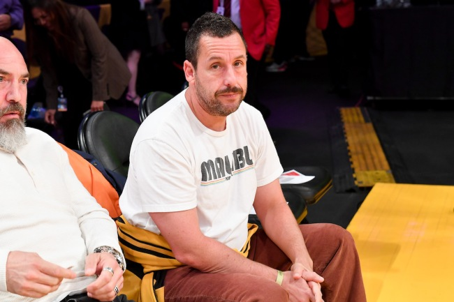 There's a new Adam Sandler movie called 'Hustle' that's taking tryouts for people who think they have basketball skills