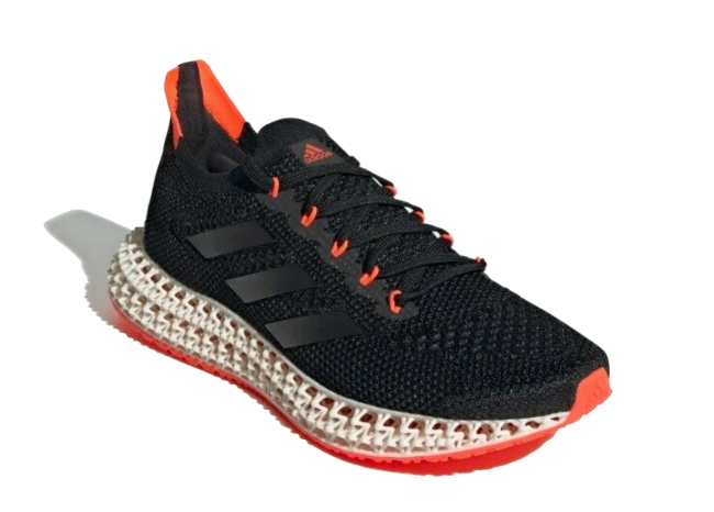 adidas 4DFWD Solar Red
