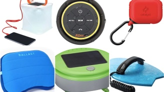 6 Quick, Easy And Unique Items For All Your Summer Activities via Amazon Launchpad