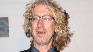 Andy Dick's Week Leading Up To His Assault Arrest Seems Too Deranged To Be Real