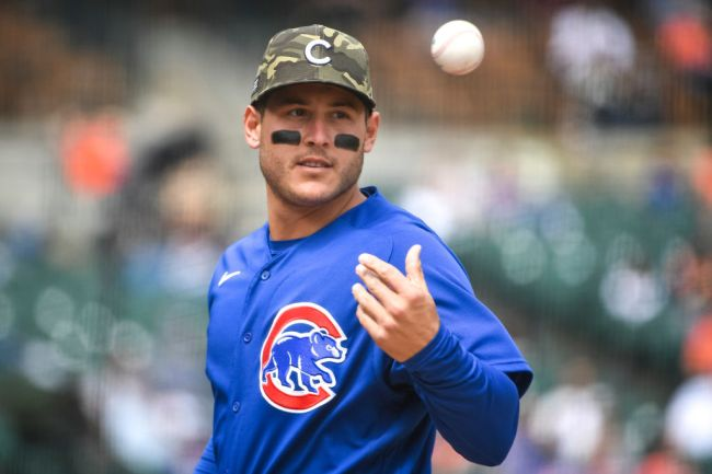 anthony rizzo not vaccinated twitter reaction
