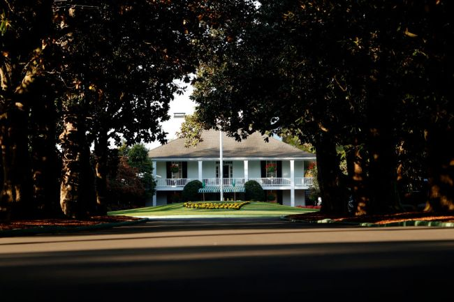 augusta national course changes photos