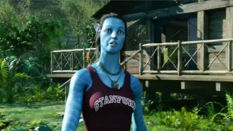 Twitter Is, Once Again, Absolutely Flaming 'Avatar' — This Time For How Preposterous Sigourney Weaver's Avatar Looks