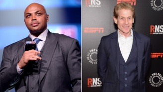 Charles Barkley Fires Shot At Skip Bayless, Says He'd Put Bayless In A Full Body Cast If They Fought