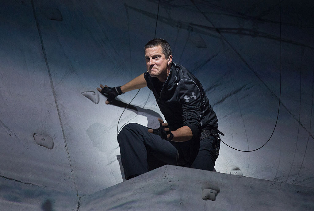 Bear Grylls Military-Inspired Workout