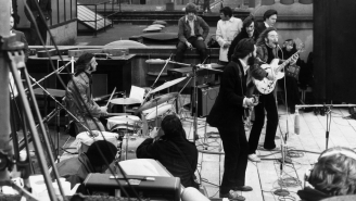 Peter Jackson's Upcoming Beatles Documentary Will Feature Their Entire Final Live Performance