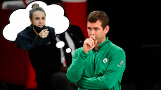 Brad Stevens Has A Chance To Make History By Hiring Becky Hammond, Backing Up His Hope For Female NBA Head Coach