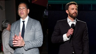 Who Looks Sadder: Alex Rodriguez Dining Alone Or Ben Affleck Leaving J-Lo's House?