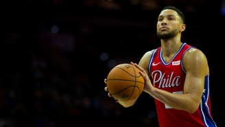 These Ben Simmons Free Throw Statistics Will Make You Wonder If You Too Can Play In The NBA
