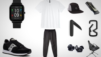10 Black And White Everyday Essentials For Getting After It