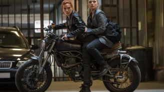 New 'Black Widow' Clip Gives Off Major 'Bourne Identity' Vibes As Tickets Finally (!) Go On Sale