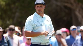 PGA Tour Reportedly Banning Green-Reading Books, Something Bryson DeChambeau Surely Can't Be Happy About