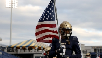 The U.S. Navy Denying Class President To Play In NFL Is Un-American