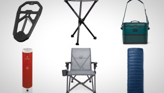 6 Camping Accessories To Pick Up On Before Camping SZN